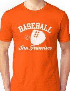 Baseball San Francisco Unisex T-Shirt