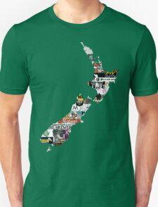 NZ Craft Beer Unisex T-Shirt