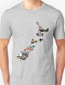 NZ Craft Beer T-Shirt