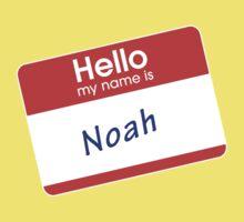 Noah Baby Tee