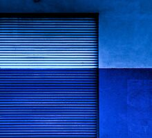 Blue Door Two Tone by Brendan Arthur Ring