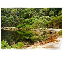 King Island Reflections  Poster