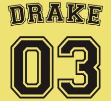 Tim Drake Sports Jersey Kids Clothes