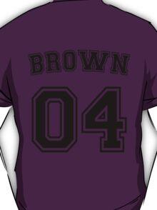 Stephanie Brown Sports Jersey T-Shirt