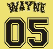 Damian Wayne Sports Jersey by krowe