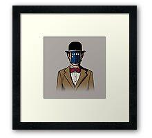 Doctor Magritte Framed Print