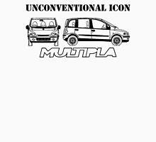 Fiat Multipla - Unconventional Icon Unisex T-Shirt