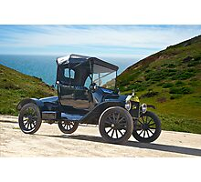 1915 Ford Model T Roadster Photographic Print