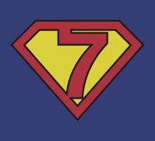 Superman 7 by Stock Image Folio