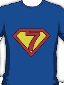 Superman 7 T-Shirt