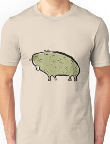 capybara Unisex T-Shirt