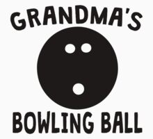 Grandma's Bowling Ball One Piece - Short Sleeve