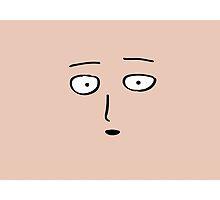 "Saitama - ""Blank"" Face  by Mabufu"