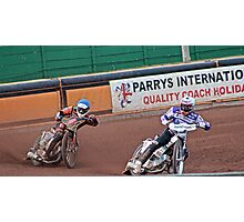 Wolves v Swindon speedway Photographic Print