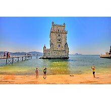 Belém colors Photographic Print
