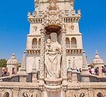 Sta Maria de Belém. Torre. by terezadelpilar~ art & architecture