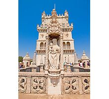 Sta Maria de Belém. Torre. Photographic Print