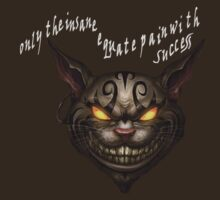 Cheshire Cat:Alice Madness Returns T-Shirt