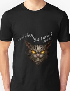 Cheshire Cat:Alice Madness Returns Unisex T-Shirt