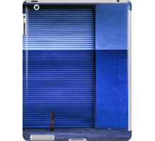 Blue Door Two Tone iPad Case/Skin