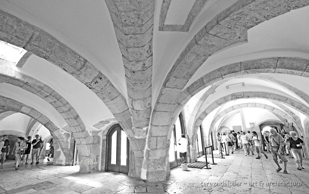 tower arches. by terezadelpilar~ art & architecture