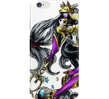 Sakuyamon - Digimon inspired art iPhone Case/Skin