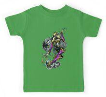 Sakuyamon - Digimon inspired art Kids Tee