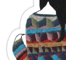 Sweater Sticker