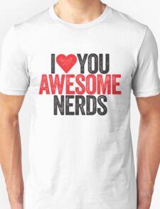Awesome Nerds Unisex T-Shirt