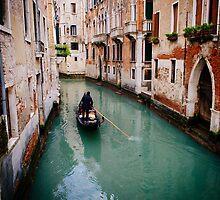 Venice, Italy by Lidia D'Opera