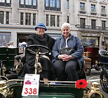1904 cadillac at the Regent Street Motor Show 2013 by Keith Larby