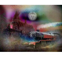 Arriving Prince of Wizards  Photographic Print