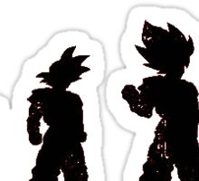 Dragon Ball Z Transform Sticker