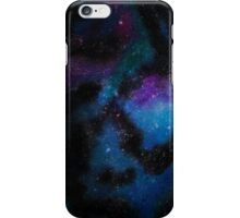 Watercolor Galaxy o2 iPhone Case/Skin