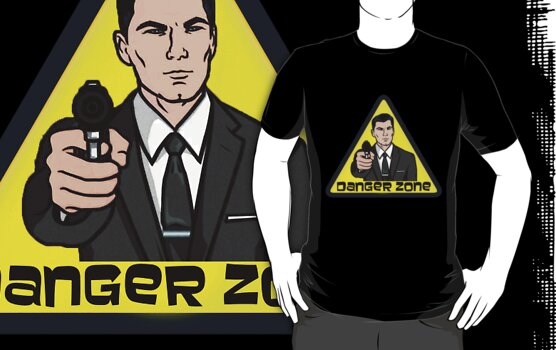 Danger Zone - Archer by Oh-That-Guy-