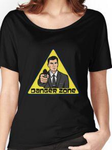 Danger Zone - Archer Women's Relaxed Fit T-Shirt