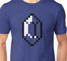 Rupee pixel t-shirt - Choose your color Unisex T-Shirt