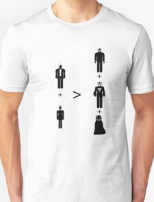 Doctor Who Maths - Season 7, Clara T-Shirt