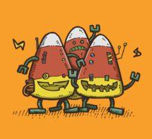 Candy Corn Bots T-Shirt