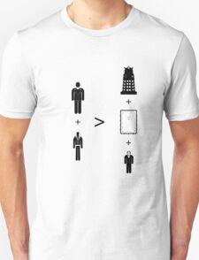 Doctor Who Maths - Season 1, Rose T-Shirt