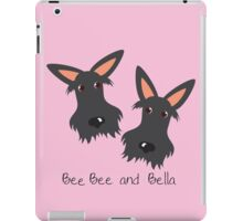Bee Bee & Bella – Pretty on Pink (iPad) iPad Case/Skin