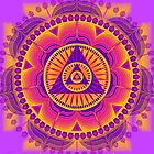 Healing Mandala for Arthritis and Artery Blockages by Sarah Niebank