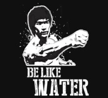 Bruce Lee - Martial arts - Be Like Water - Philosophy - Jeet Kune Do by James Ferguson - Darkinc1