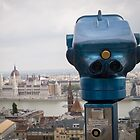 Eyes on Budapest by Alexandra Vaughan