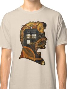 Doctor Who - TimeSpace & Smith Classic T-Shirt