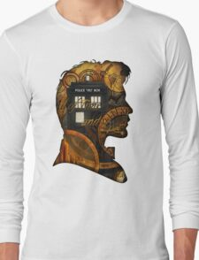 Doctor Who - TimeSpace & Smith Long Sleeve T-Shirt