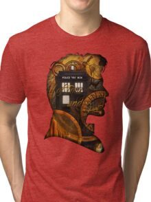 Doctor Who - TimeSpace & Smith Tri-blend T-Shirt