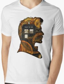 Doctor Who - TimeSpace & Smith Mens V-Neck T-Shirt
