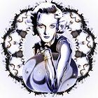 SilverScreenStar: Carole Lombard by wu-wei