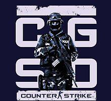 CS:GO Print by LexyLady